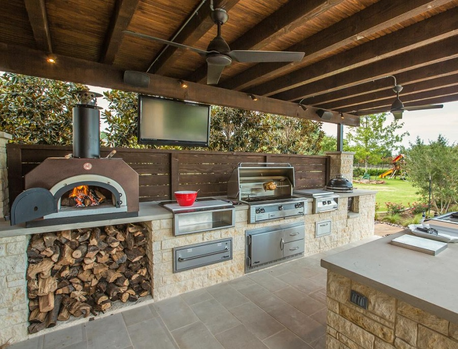 insanely clever design ideas for your outdoor kitchen