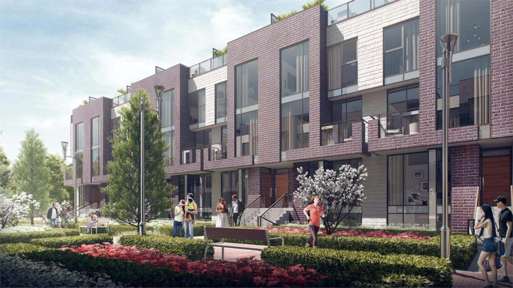 Kennedy Gardens urban towns to blossom at Kennedy and Ellesmere