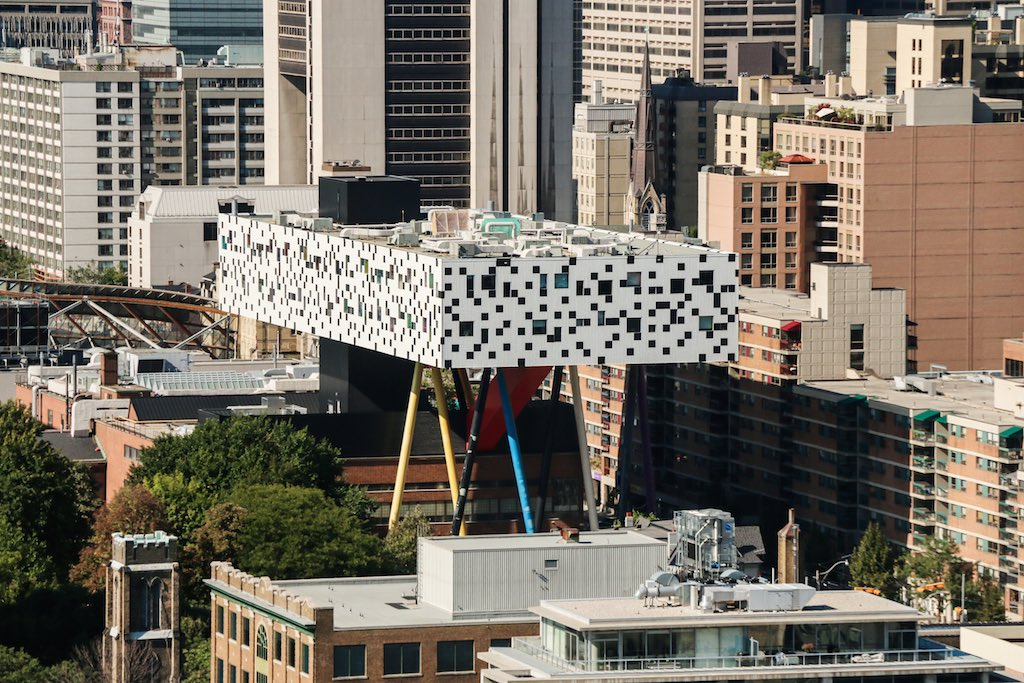 13 Examples Of Toronto Campus Architecture That Will School You In