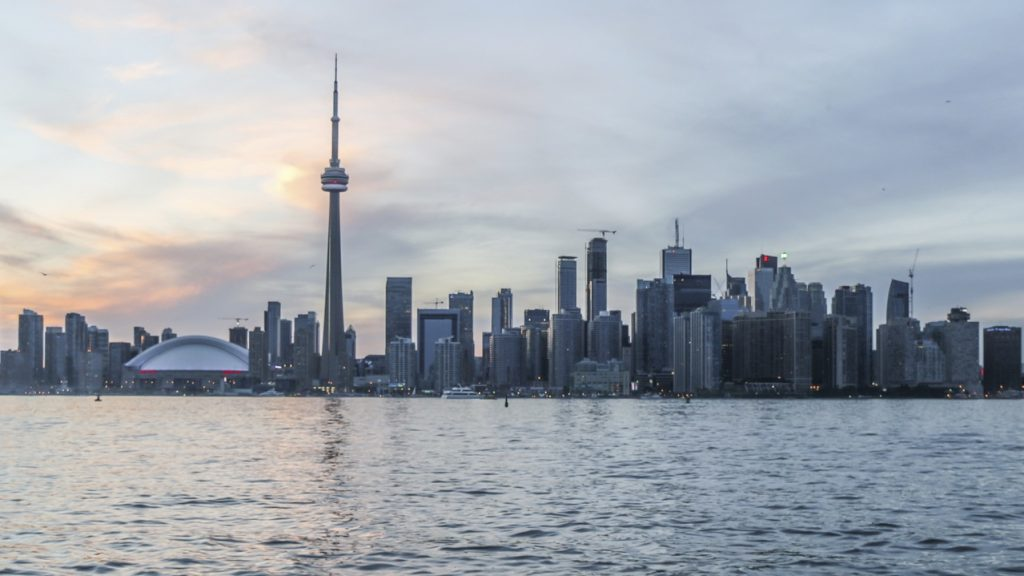 Image result for toronto skyline