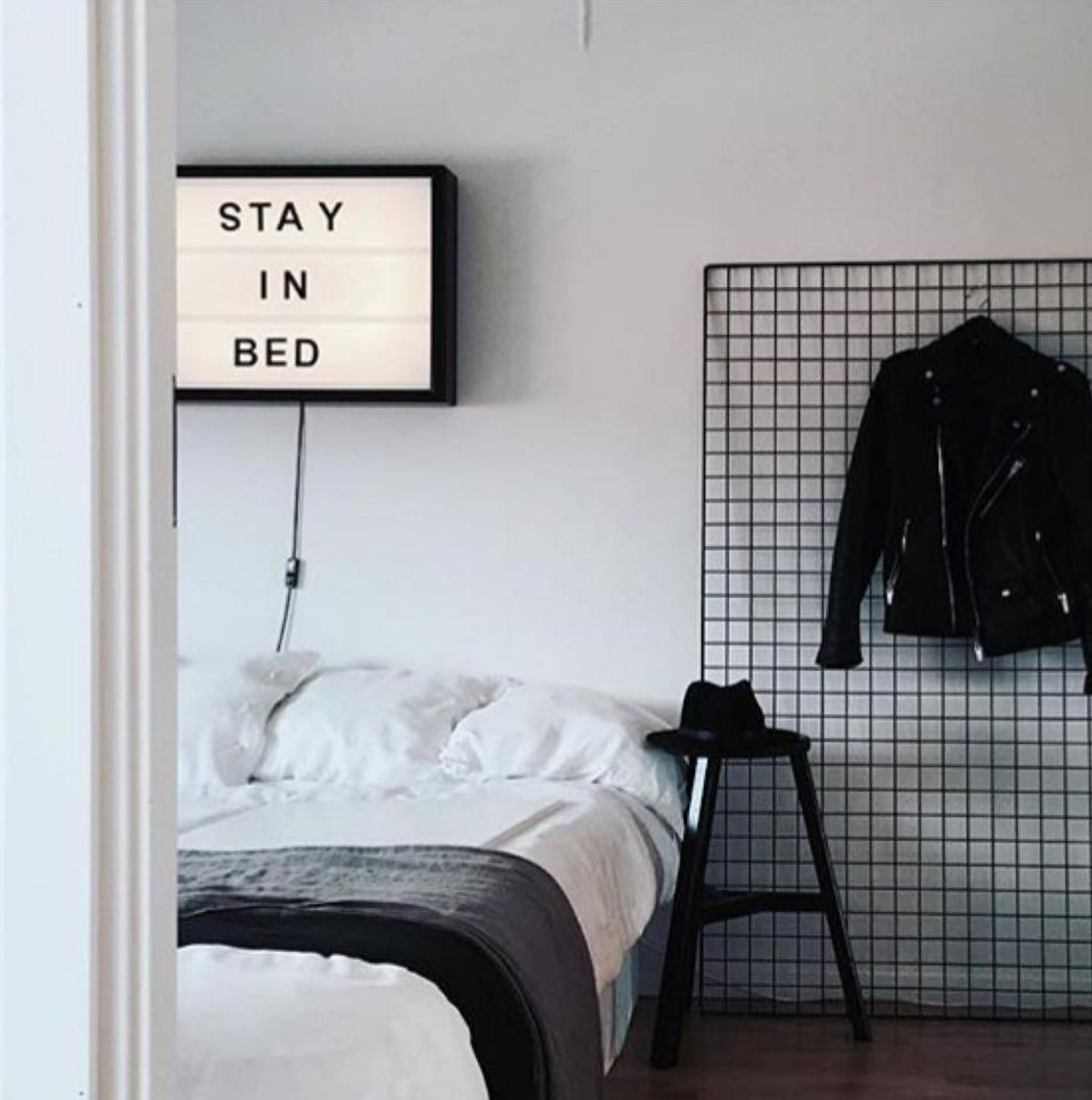 25 stylish headboard alternatives that will transform your bedroom - Testata letto idee ...