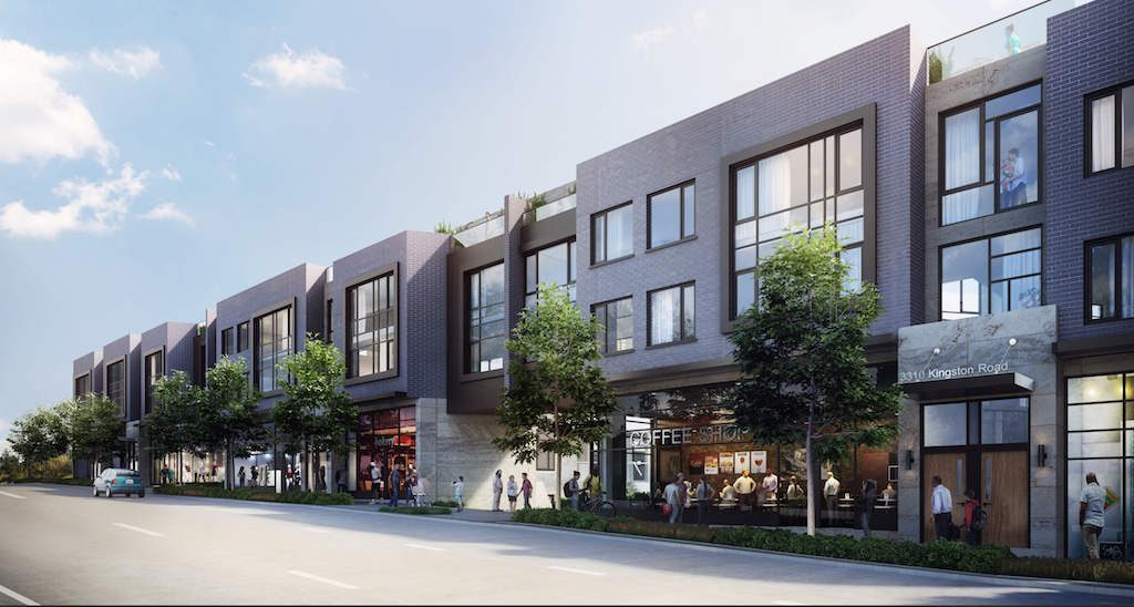 Opal Urban Towns set to launch in East Toronto