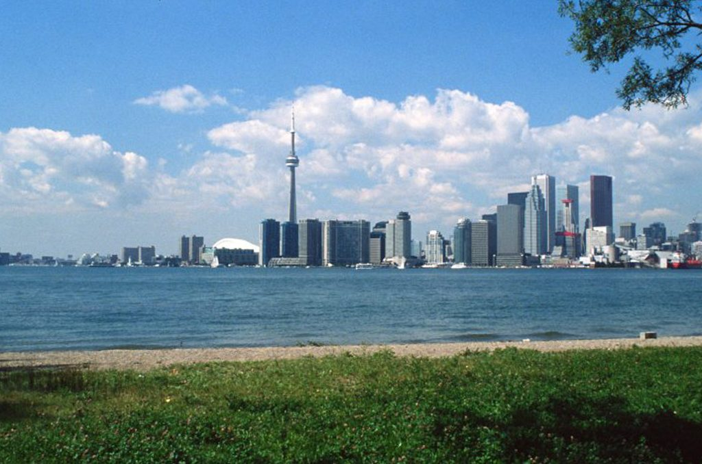 Toronto Island Flood Lighthouse