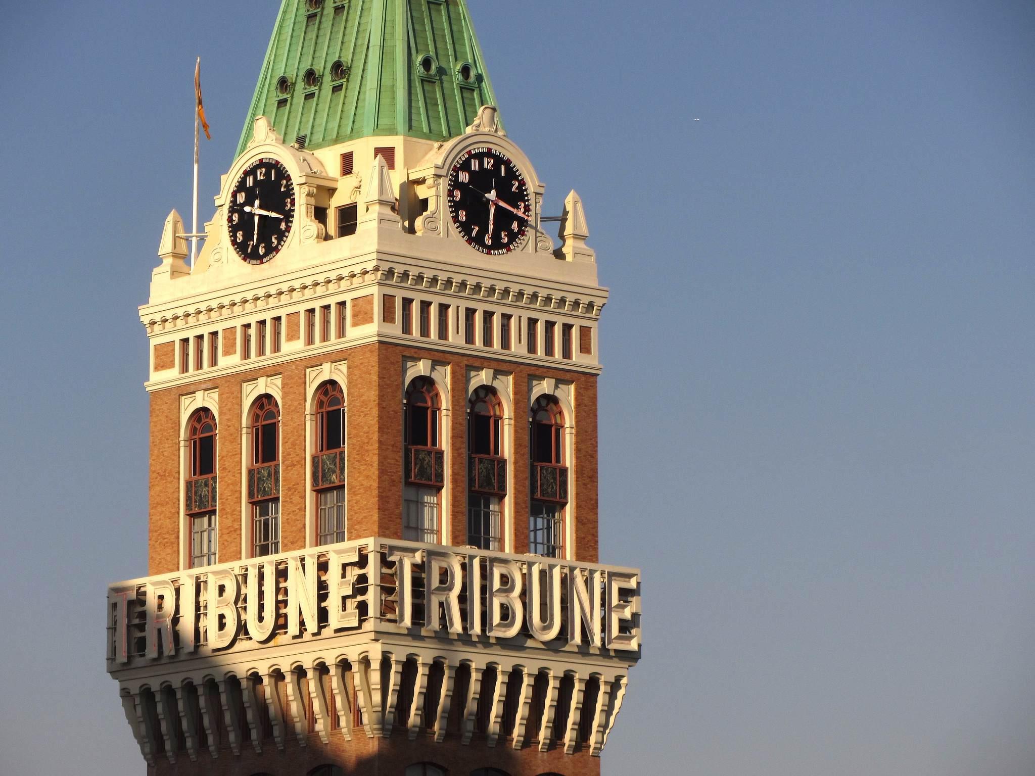 Oakland Tribune Building Sale