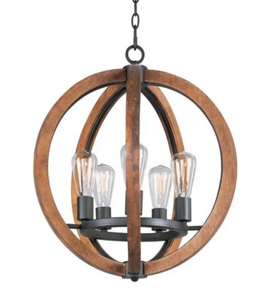 Furniture finds 9 contemporary chandeliers that will light up kings lane chandelier arubaitofo Images