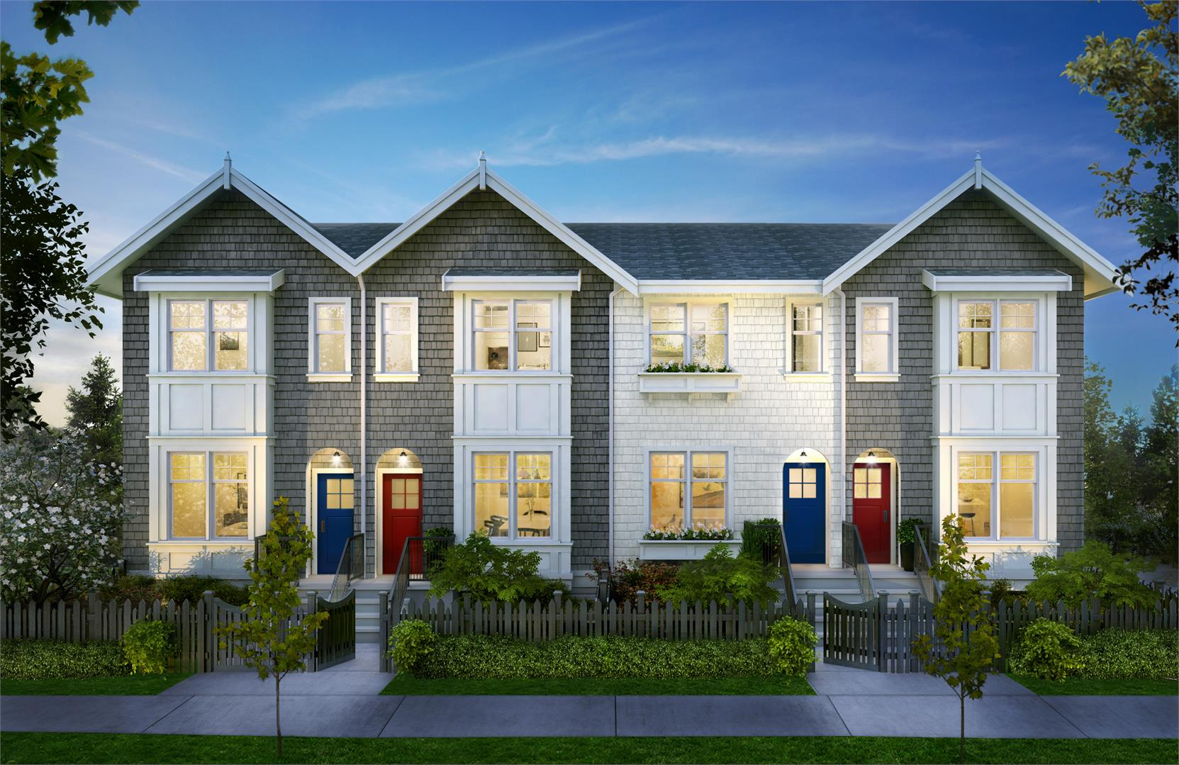 Heritage Inspired Townhomes At Sutherland To Be Unveiled