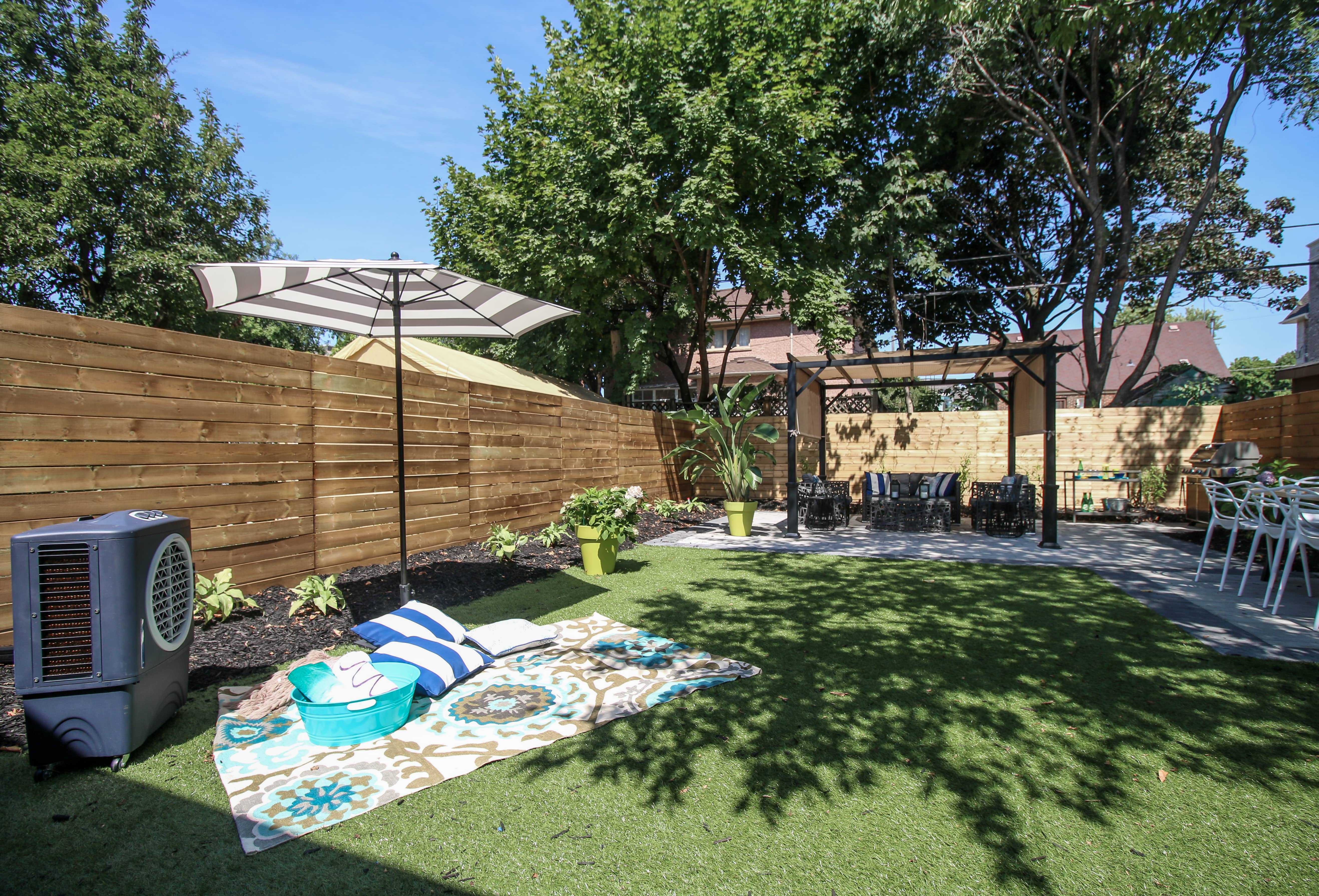 Kid-friendly backyard ideas encourage outdoor play, which contribute to overall physical and mental health. Frequent outdoor play helps to increase fitness, as well as raise vitamin D levels. Creating a kid-friendly backyard will help ensure your child is enjoying the outdoors during the summer.