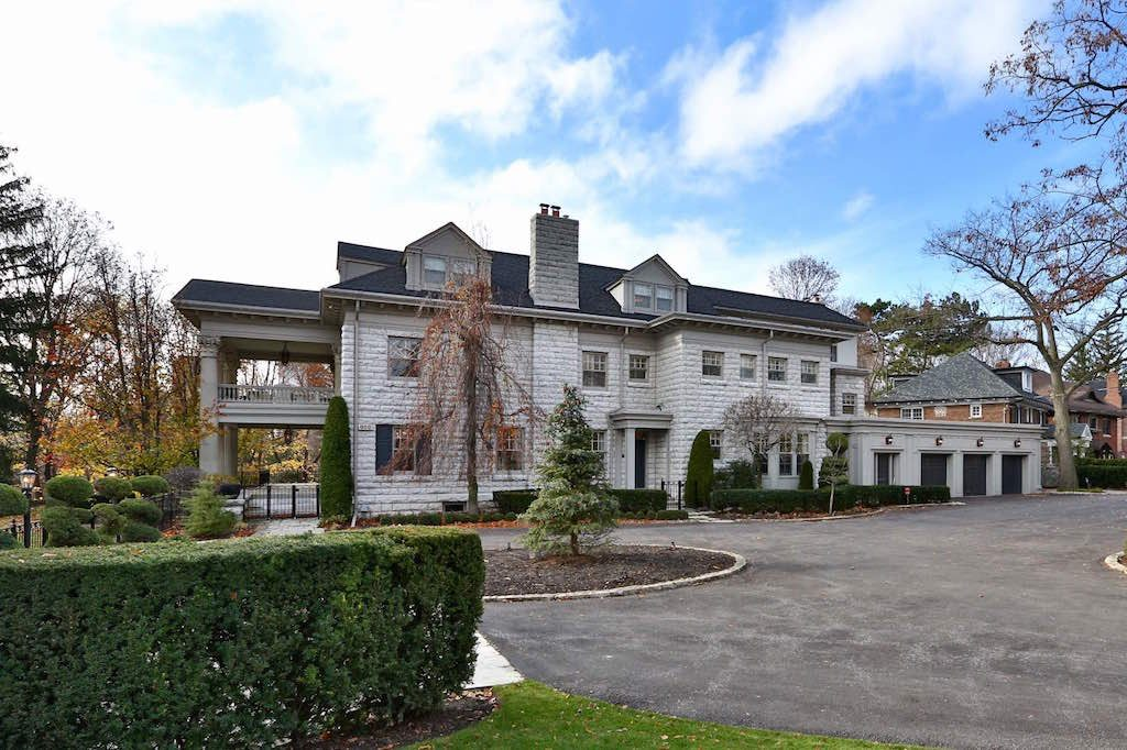 The 10 Most Expensive Homes Currently For Sale In Toronto