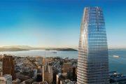 salesforce tower panorama