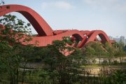 wavy bridge 2
