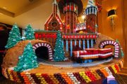 gingerbread village 1