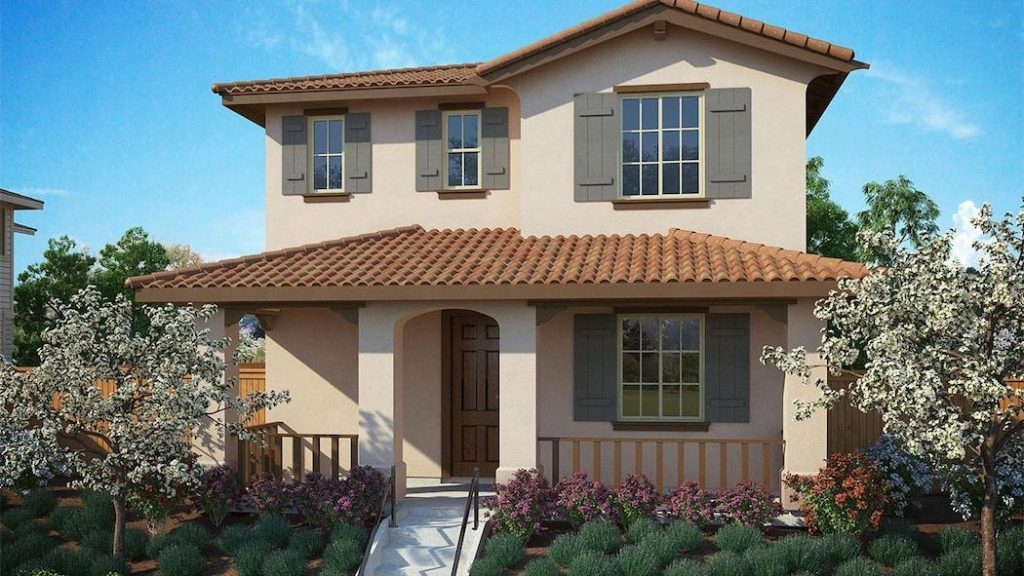 Solera Ranch morganhill_exteriorrendering2
