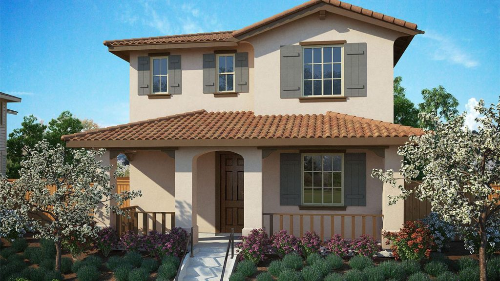 Solera Ranch exterior rendering