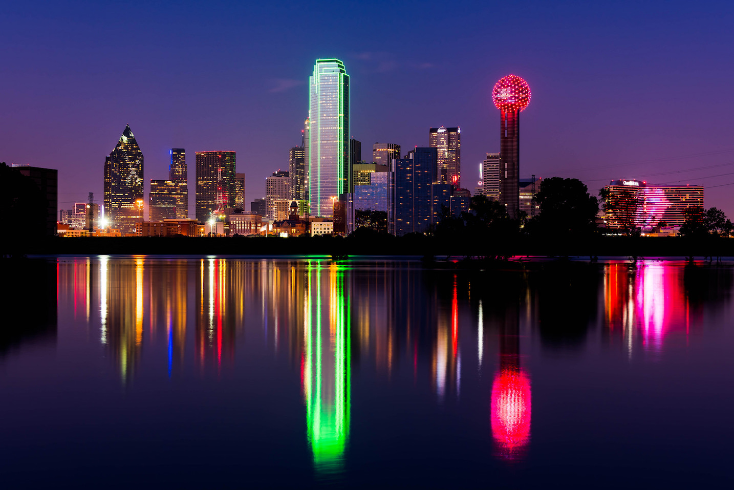 Dallas Texas downtown