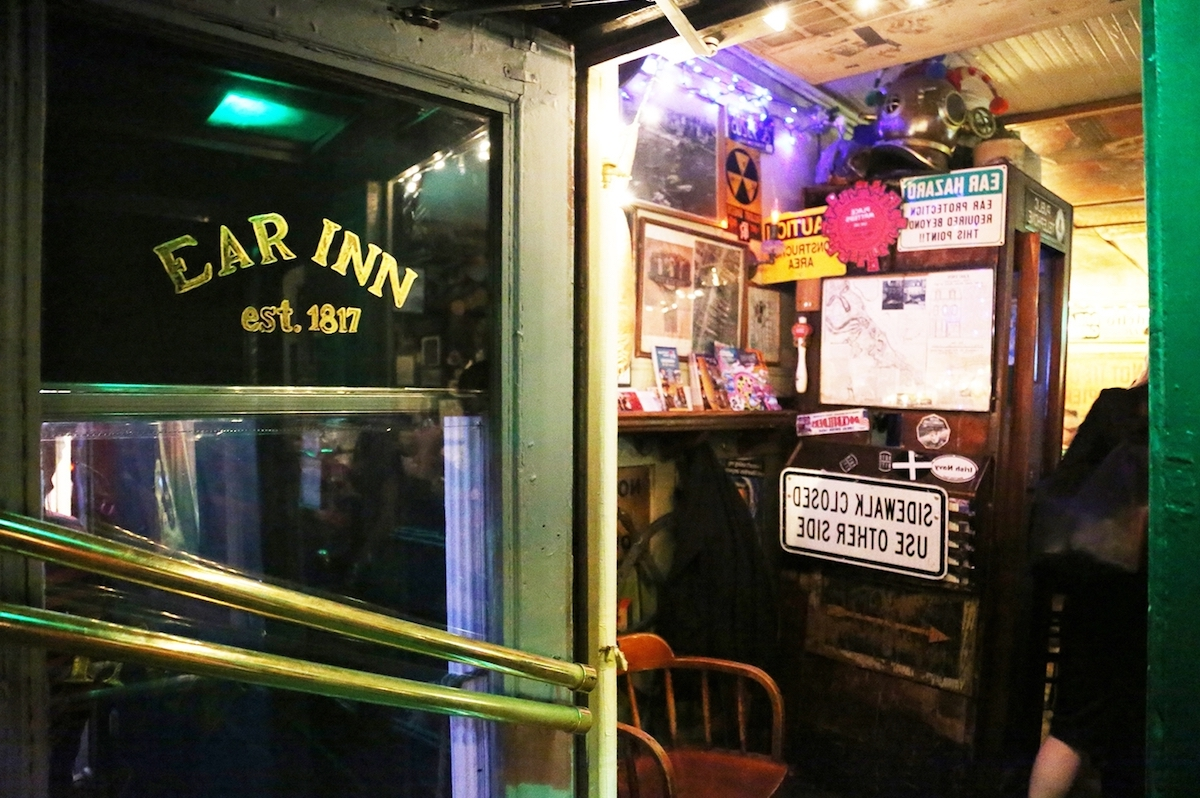 Ear Inn NYC