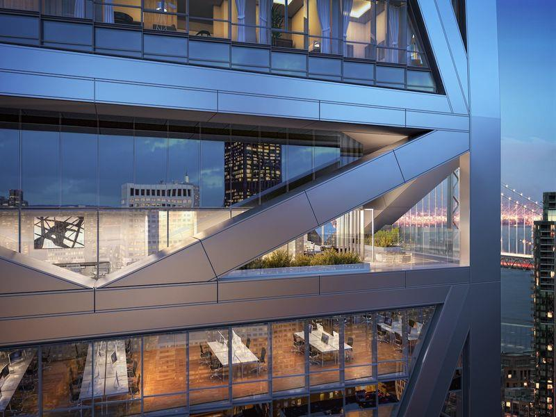 181 Fremont by Jay Paul Company