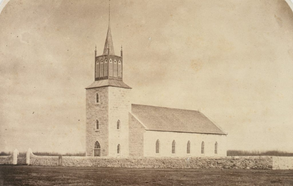 St Andrews Church 1858
