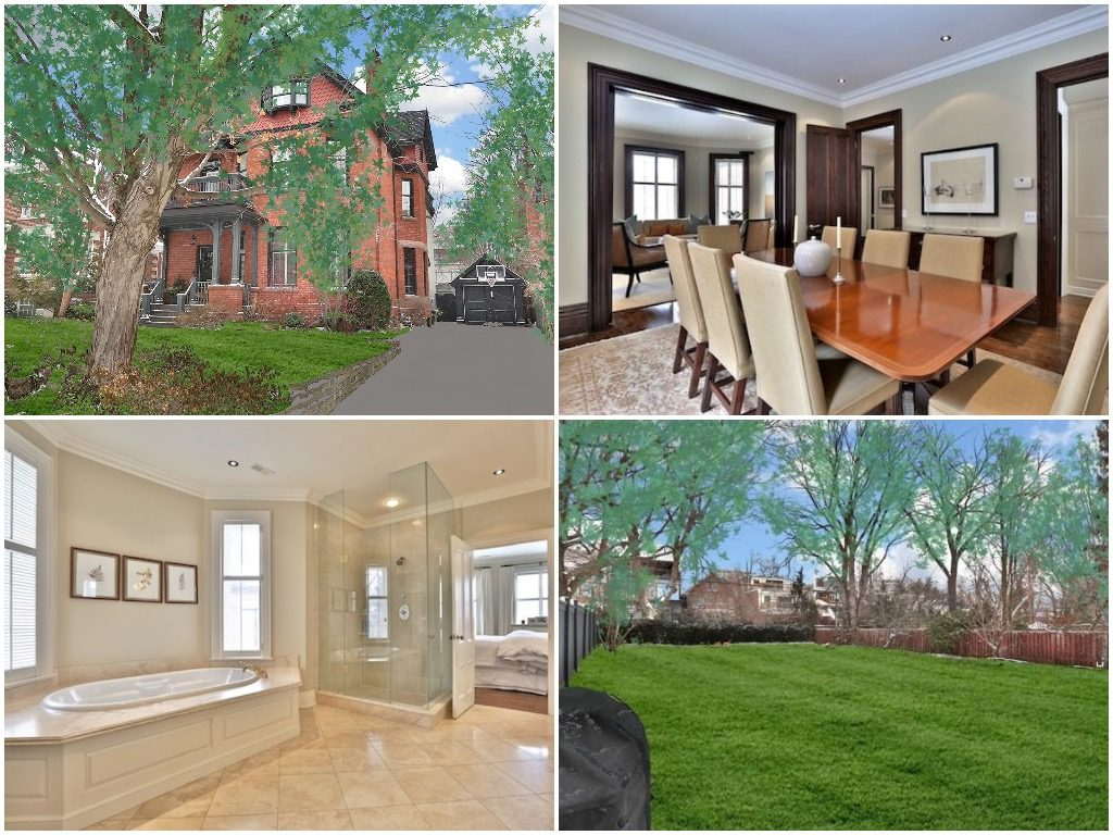 the 10 most expensive houses for sale in toronto in april 2017