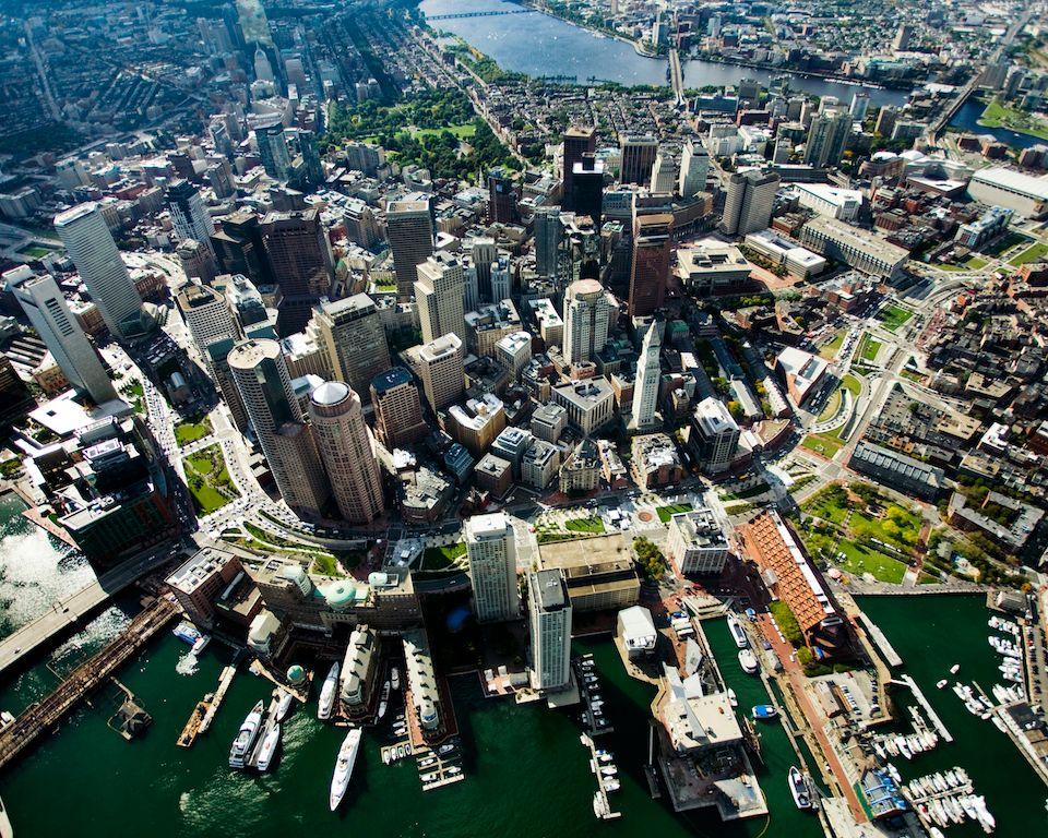 Boston Rose Kennedy Greenway 2