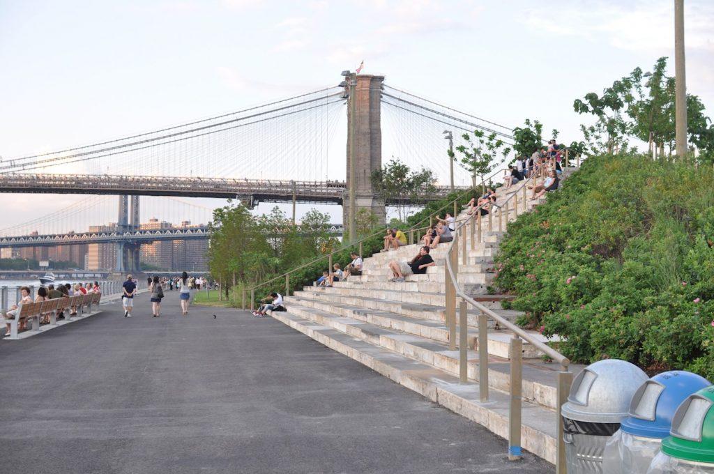 DUMBO Brooklyn Bridge Park NYC