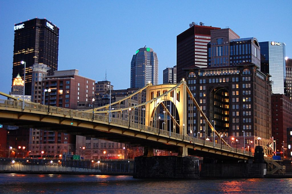 Pittsburgh PA bridges