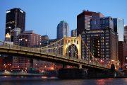 Pittsburgh PA bridges