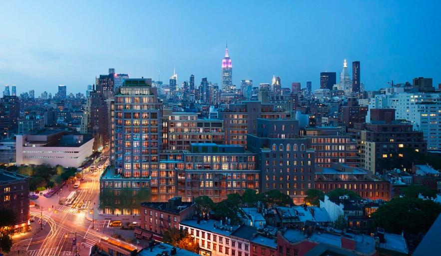 The Greenwich Lane NYC Manhattan