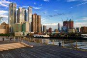 Manhattan Chelsea pier
