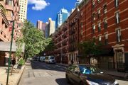 Manhattan residential buildings