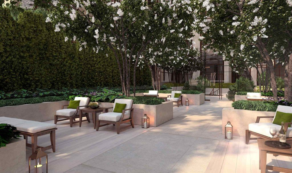 Gramercy Square_Courtyard