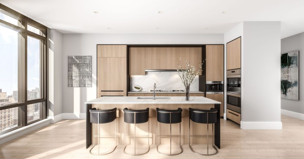 Gramercy Square_The Tower_Kitchen