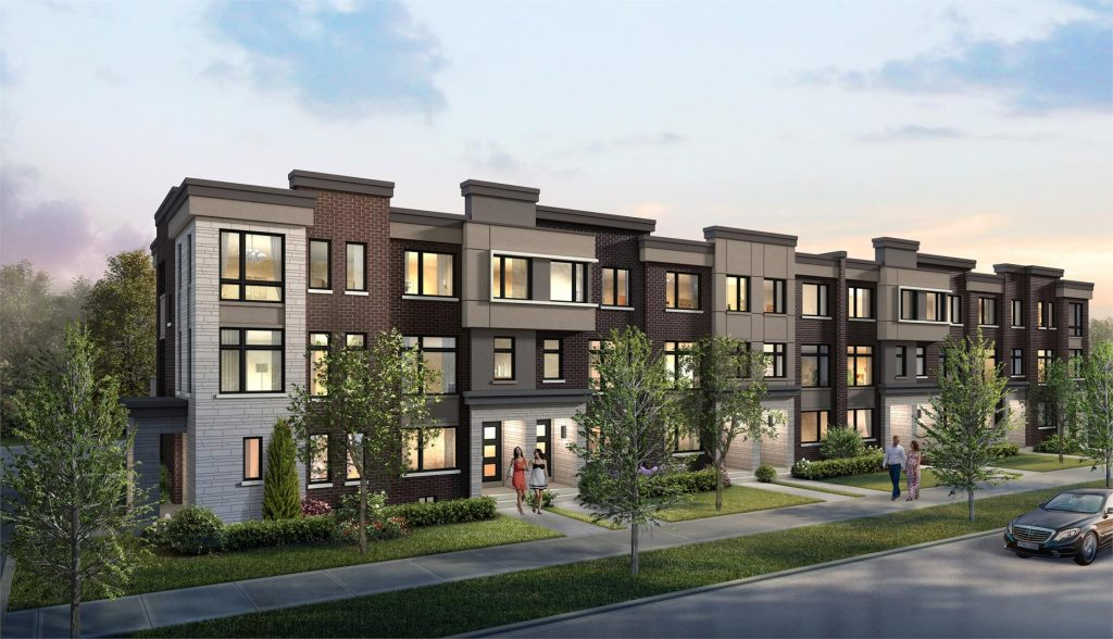 madison_group_frenchmans_bay_townhouse_rendering