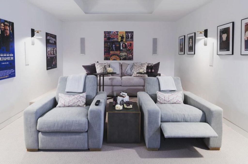 Host Regular Movie Nights In Your Very Own Home Theatre