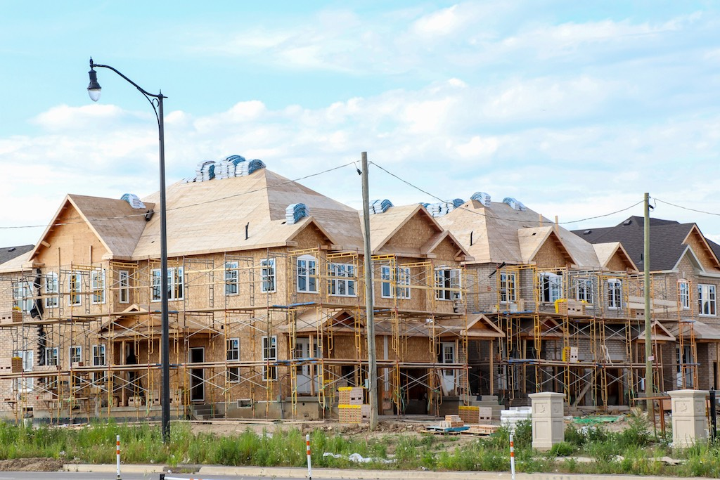 Pace of home construction in Sask. picks up in July