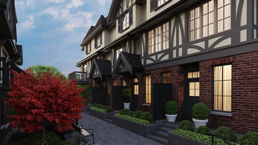 News Image For Final Release Of Three  And Four Bedroom Townhomes At Tudor  House