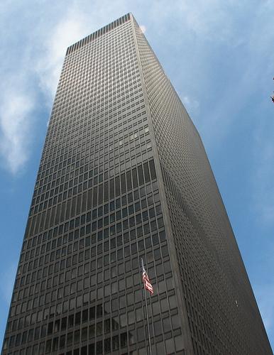 ibm building chicago