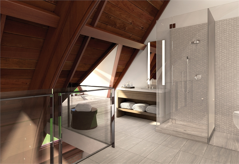 west 40 loft bath