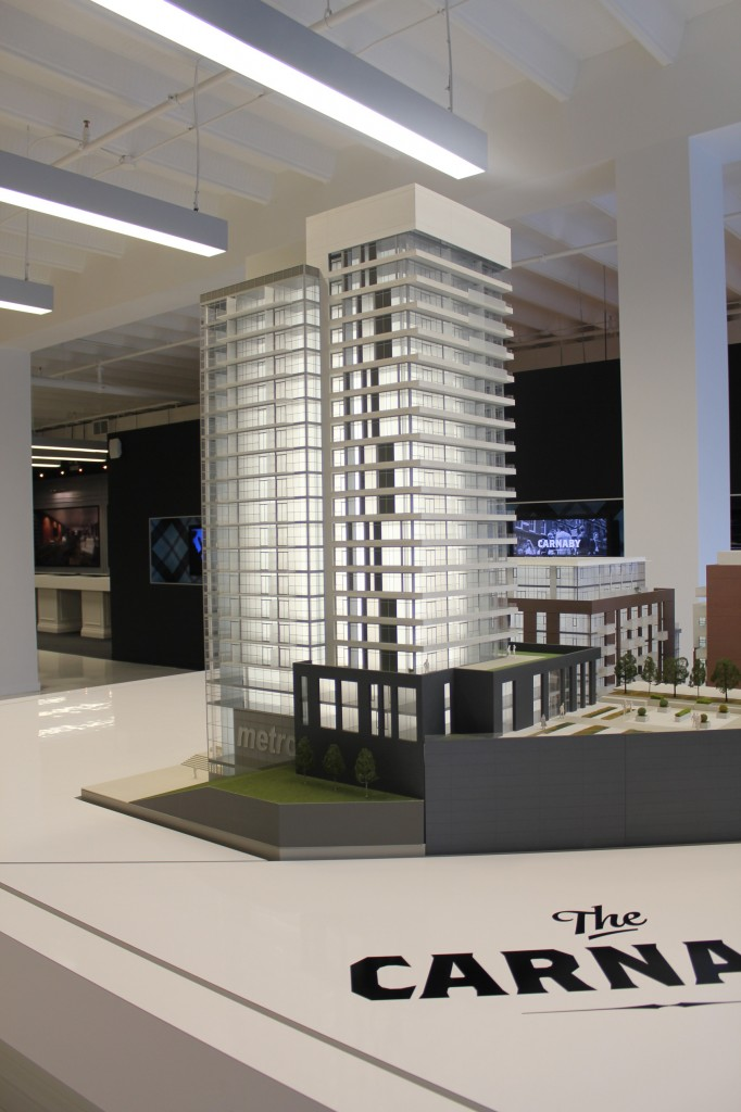 carnaby scale model