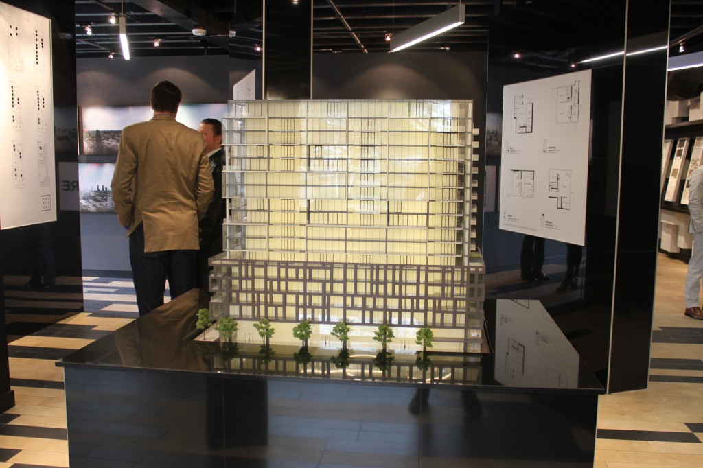 oneeleven scale model 2