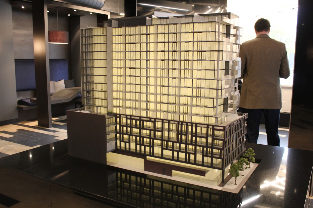 oneeleven scale model