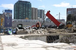 q loft construction 2