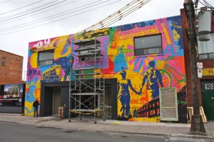 109oz mural toronto