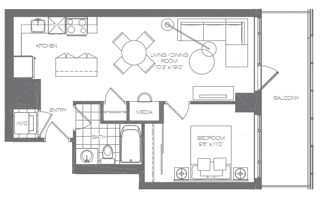 the mint limelight floorplan