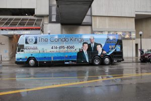 the condo kings bus