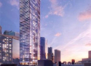 massey tower exterior rendering
