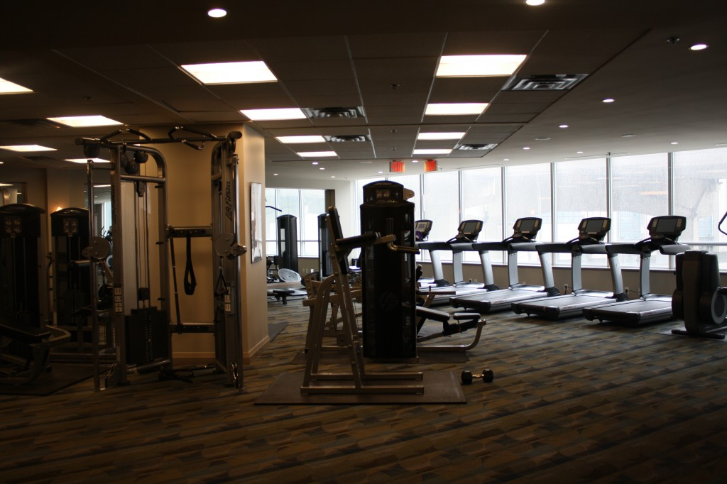 pinnacle centre gym