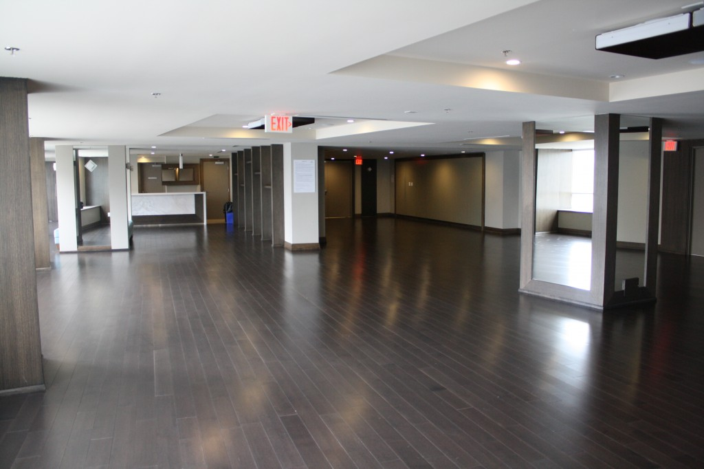 pinnacle centre party room