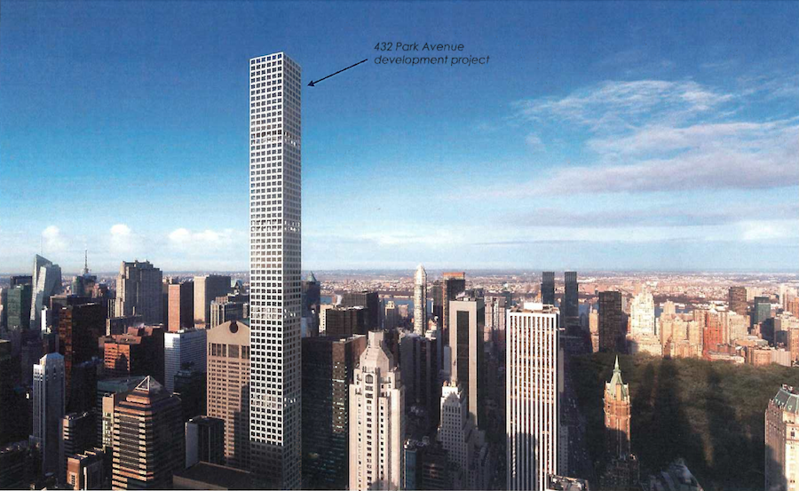 432 Park Avenue Will Eclipse One World Trade Center As New York S