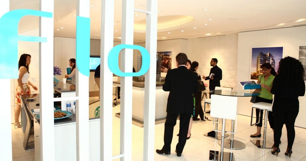flo condos sales centre1