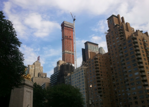 one57 topping off